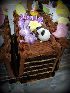 Easter Dobish Torte - Chocolate
